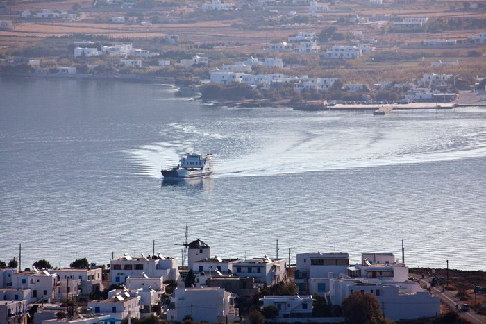 Antiparos among the 20 best holiday destinations for 2011