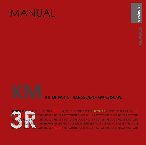 KM Kit of parts: Guidelines for urban design