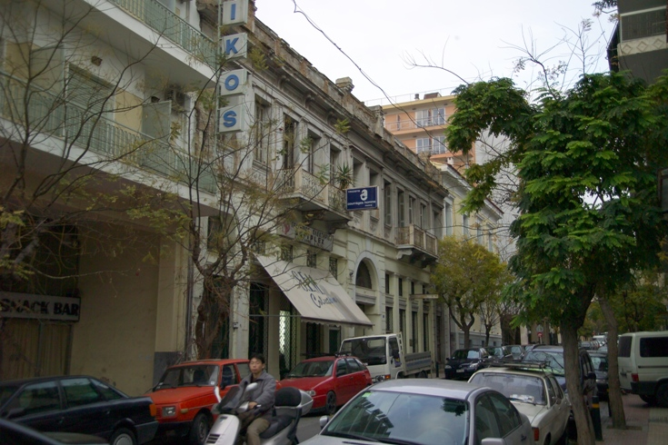 Need for comprehensive measures to upgrade the center of Athens