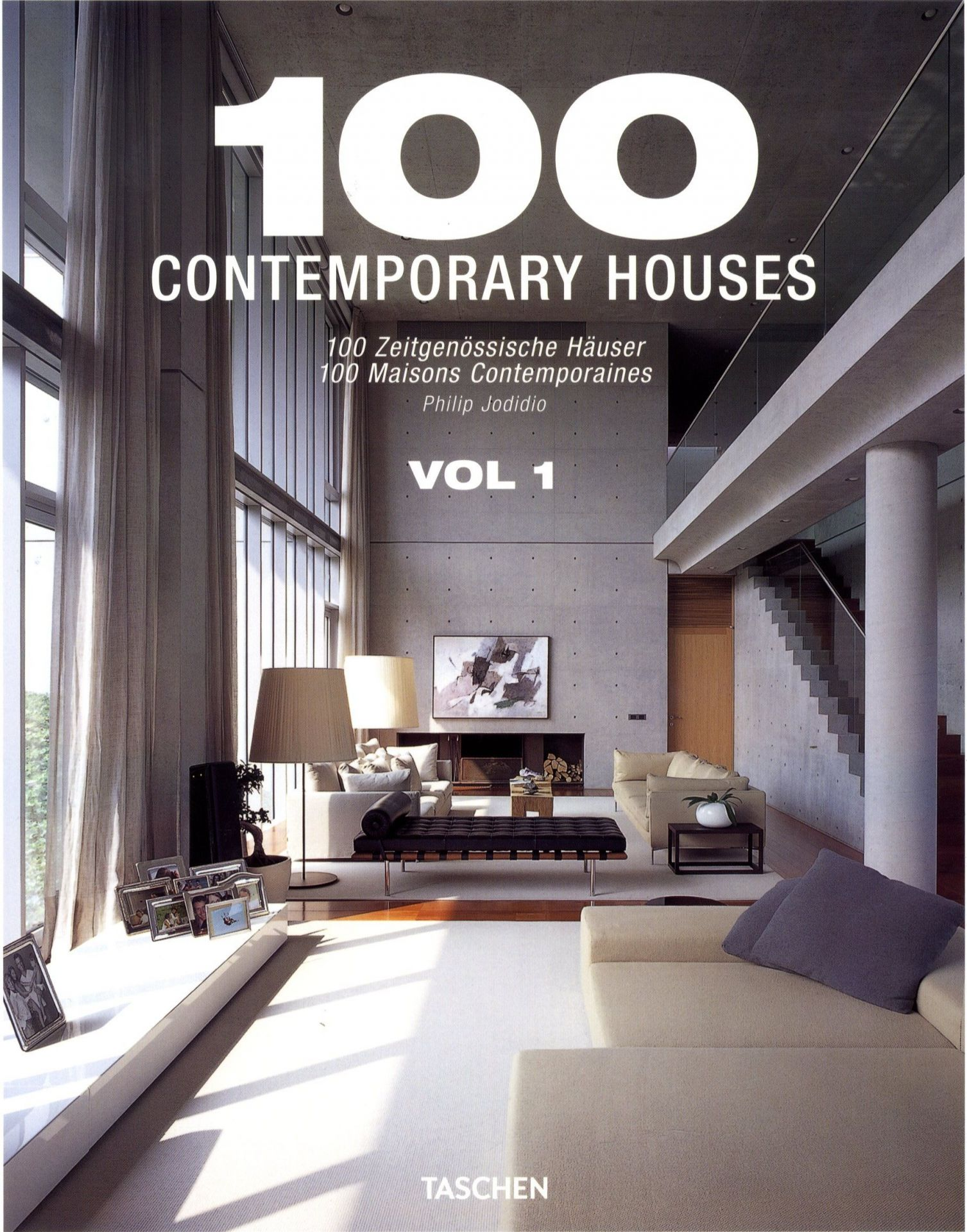 ALONI featured in TASCHEN's latest edition on Contemporary Architecture
