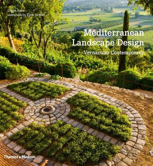 OLIAROS and doxiadis+ in Thames & Hudson publication on Mediterranean Landscape Design