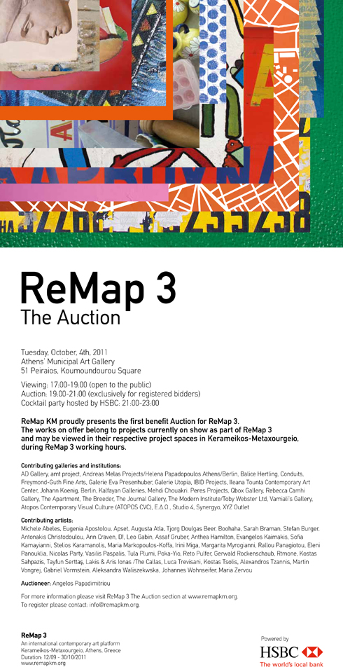 ReMap 3: The Auction
