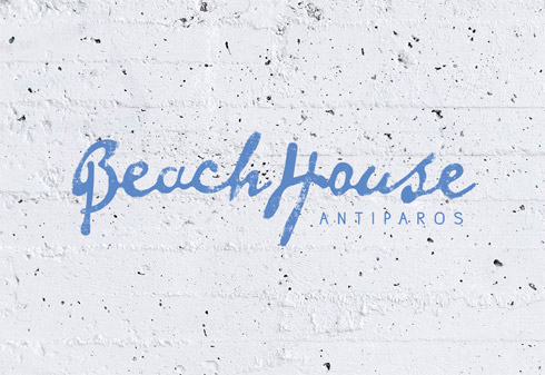 Beach House Antiparos is officially open!